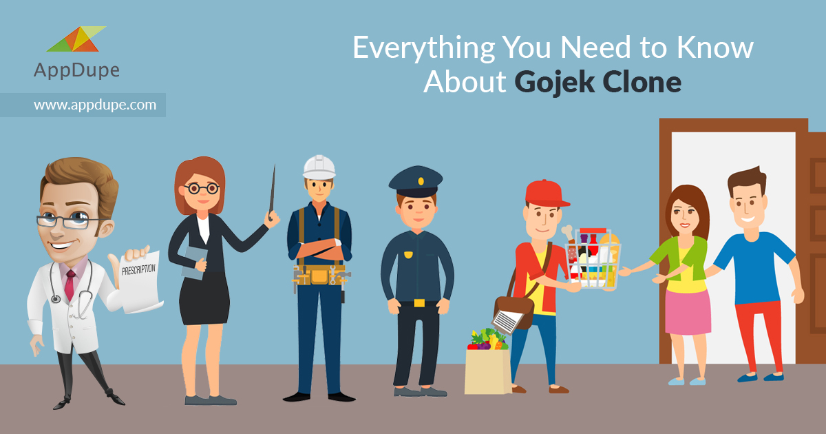 Gojek Clone App Development