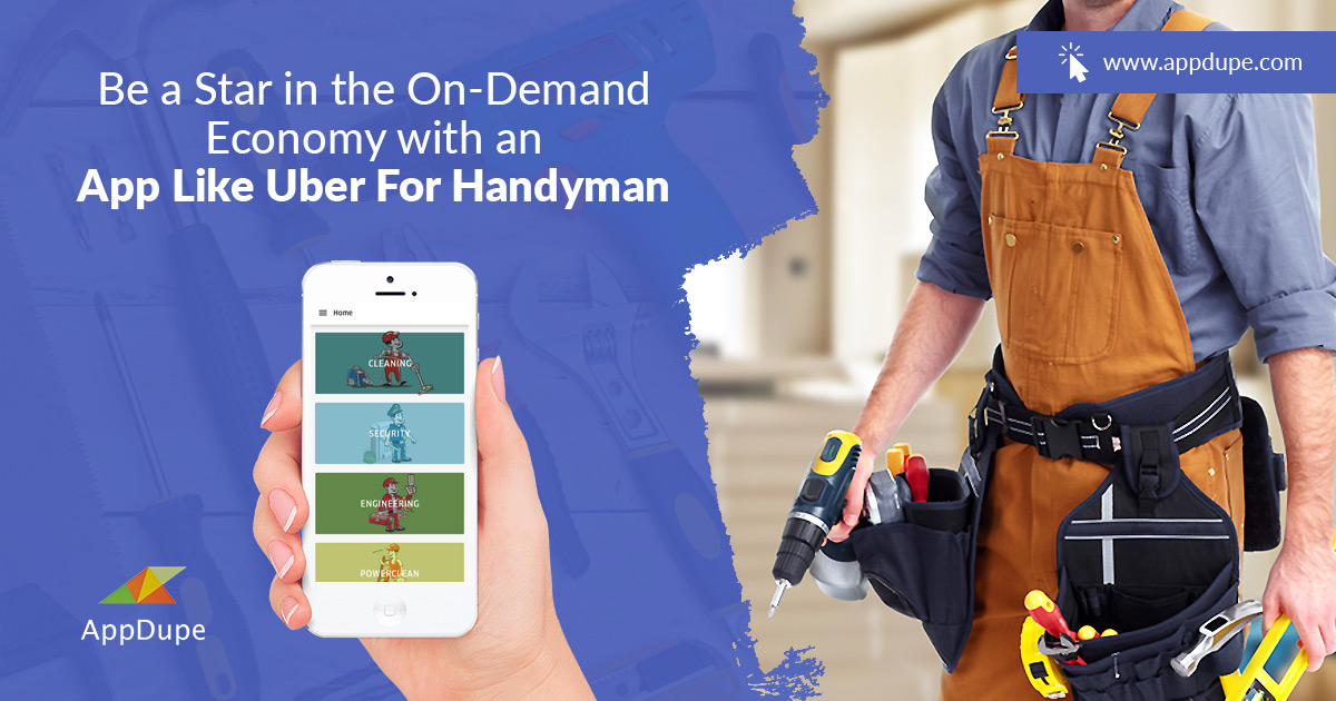 Uber for Handyman
