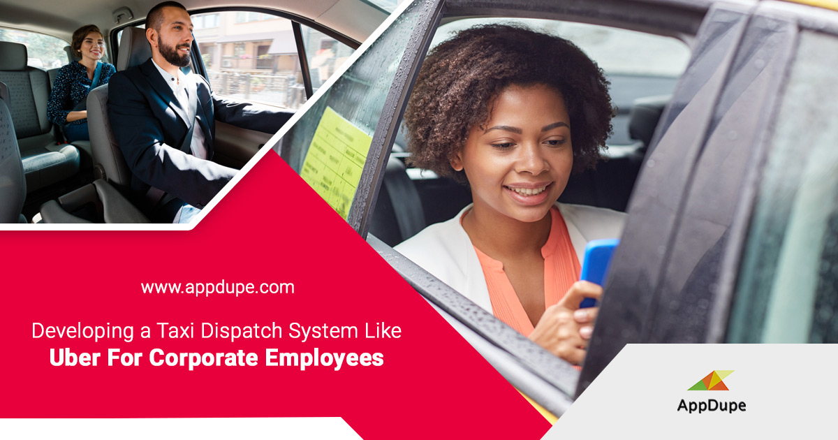 Uber for Corporate Employees