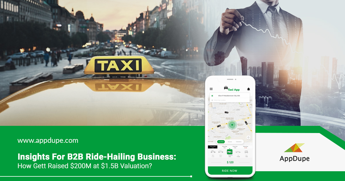 B2B Ride hailing business