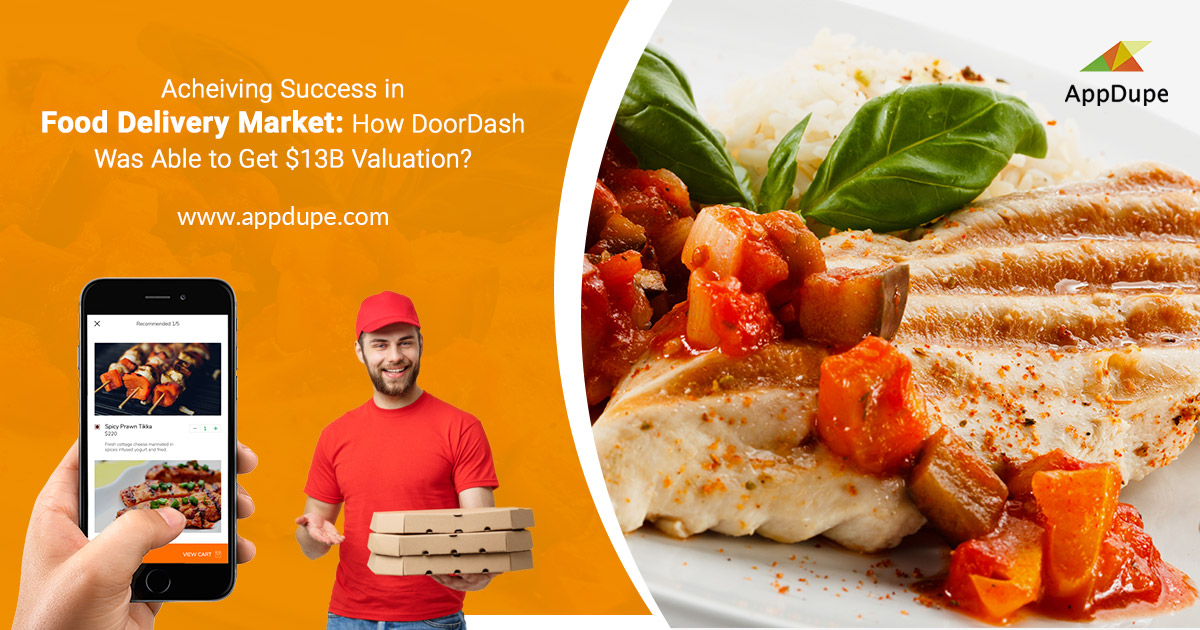 DoorDash Success in Food Delivery Market