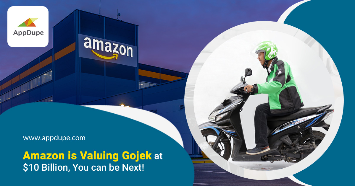 Amazon is Valuing Gojek