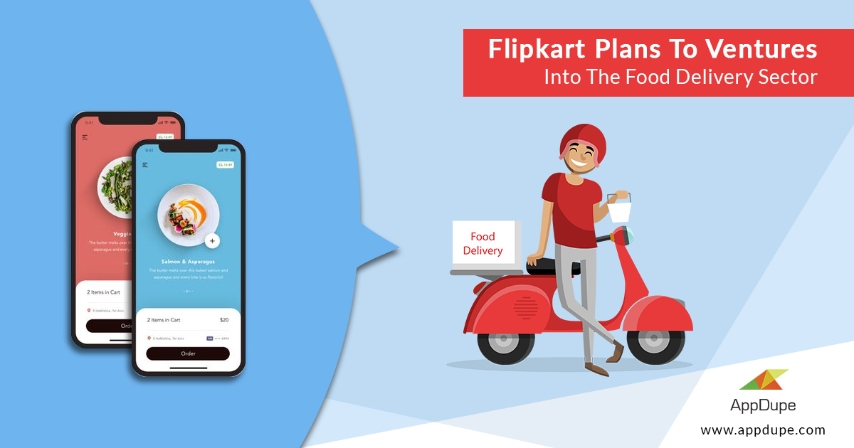 Flipkart-Plans-To-Venture-Into-The-Food-Delivery-Sector