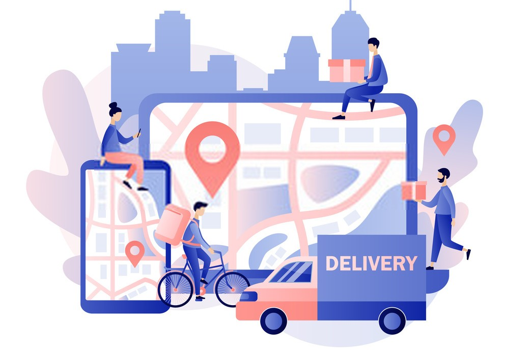 delivery apps - appdupe