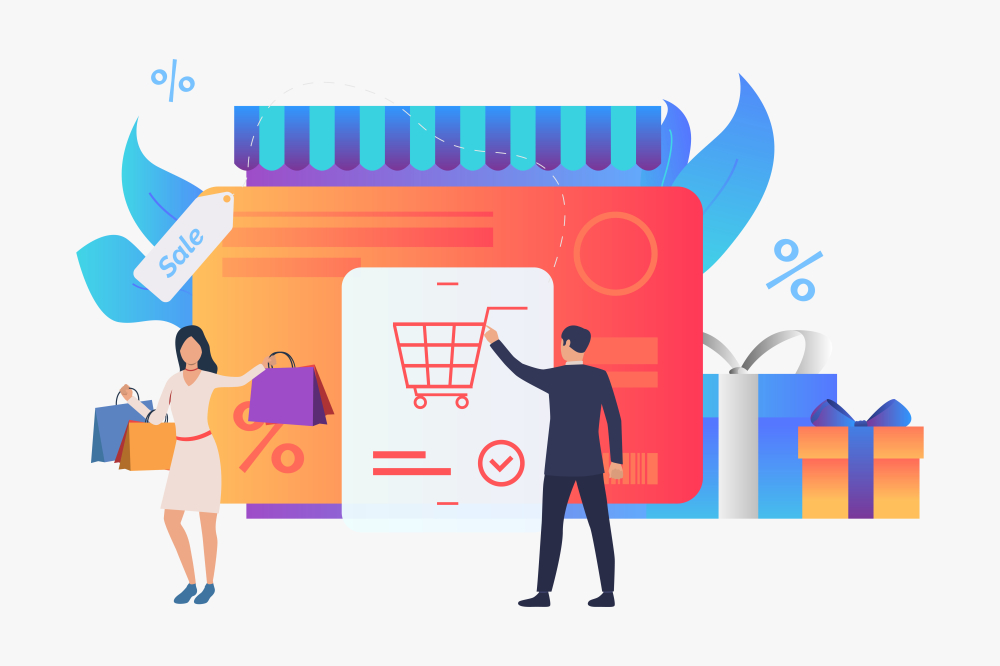Launch ecommerce store