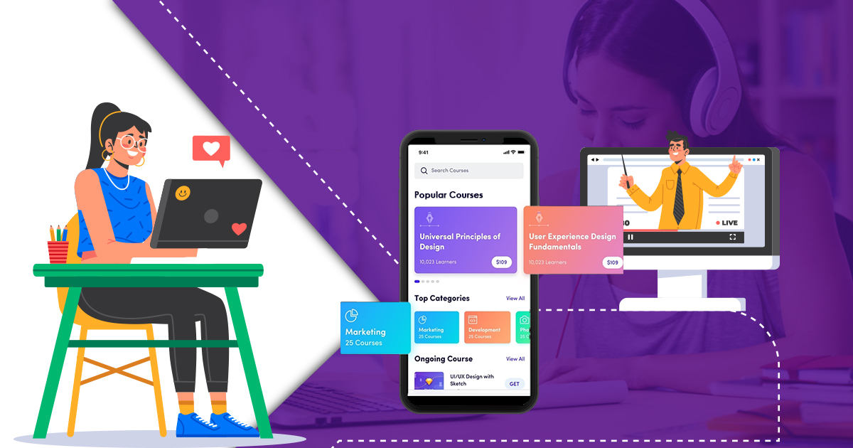 Benefits Of Launching A Profitable E-learning Business With An Udemy Clone App