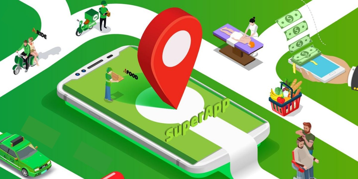 Super App Gojek Clone