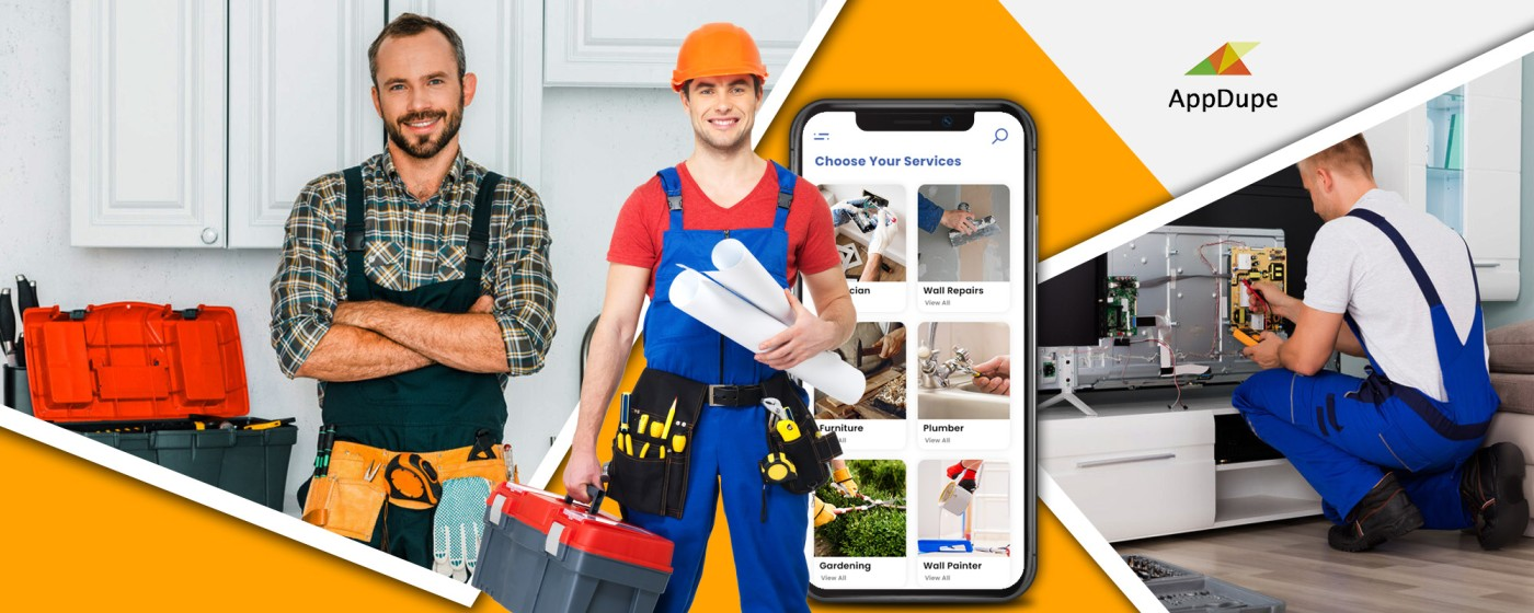 What does it take to build a top-notch on-demand handyman service app?