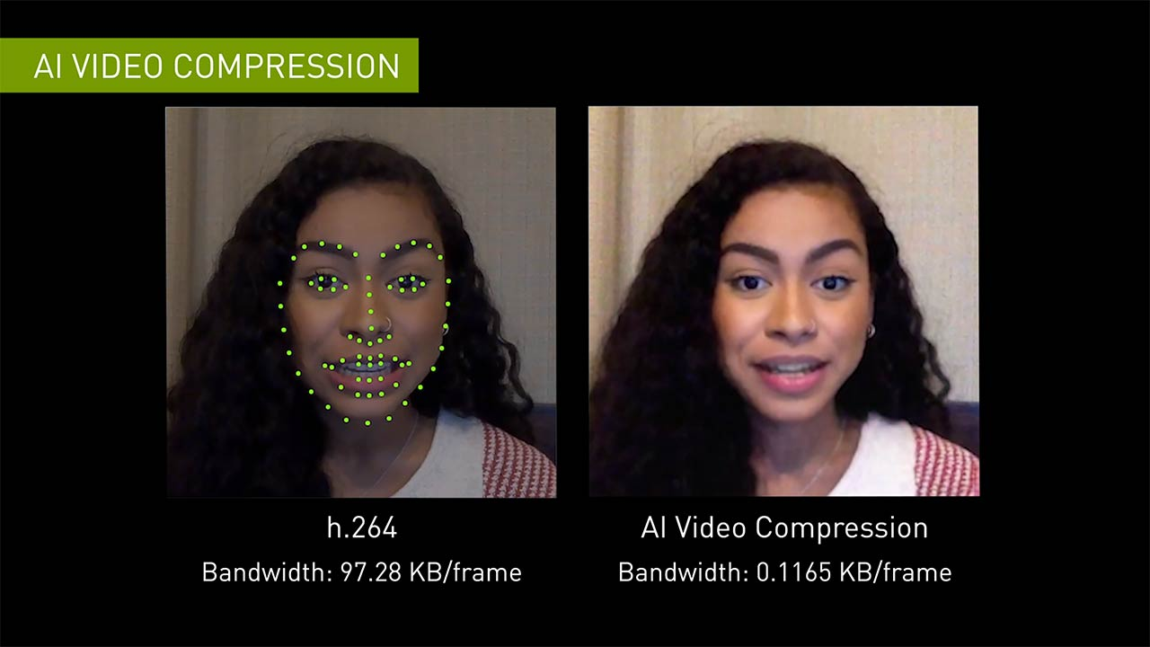 nvidia-ai-compression