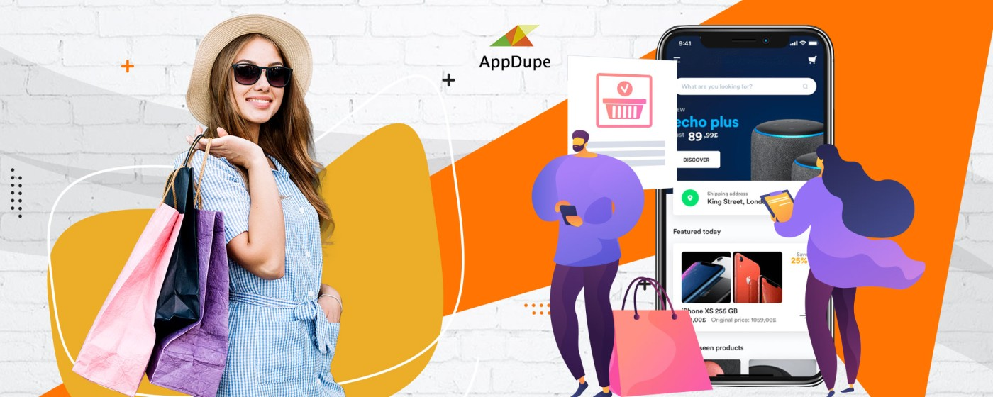 Keep your customer base afloat by launching the unique E-commerce app like Amazon - Blog | Appdupe