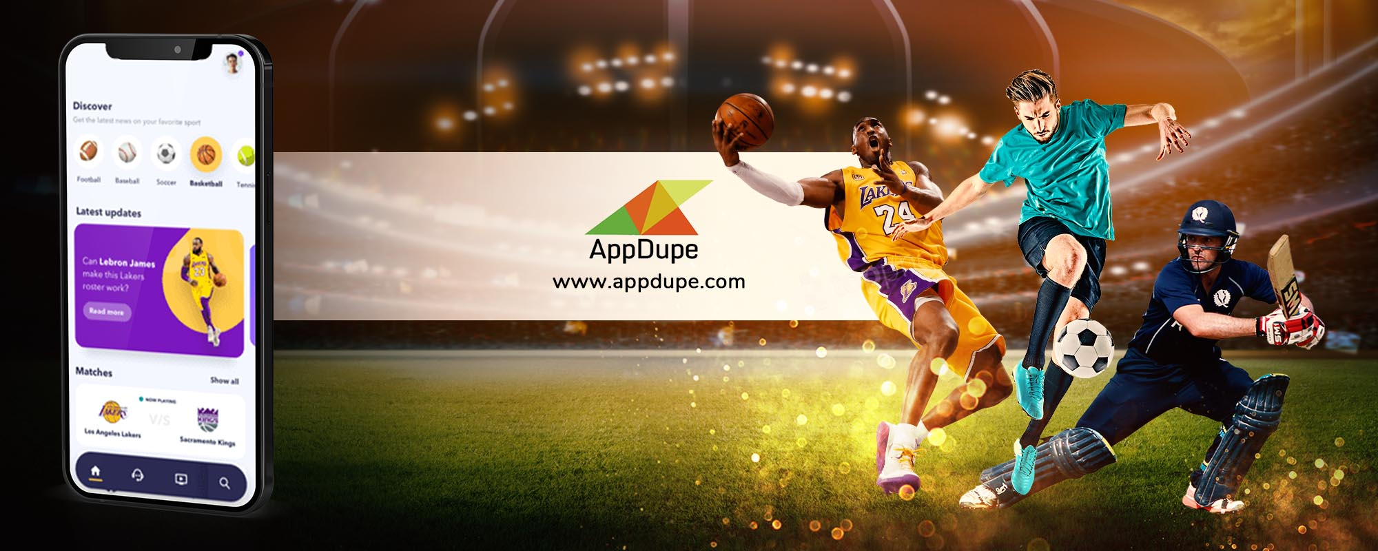 NFT-Marketplace with Sports