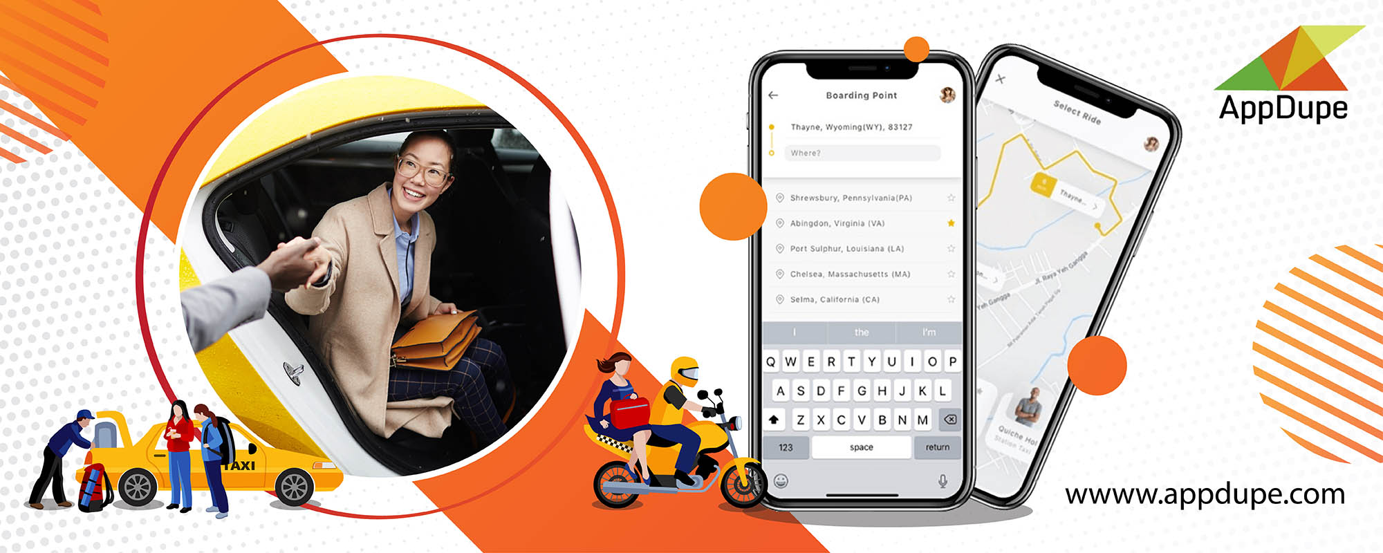 Taxi Booking App Development Lessons To Learn From Bolt(Taxify)