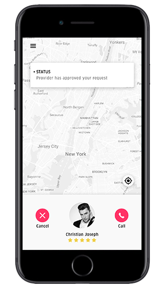 uber for beauty clone script