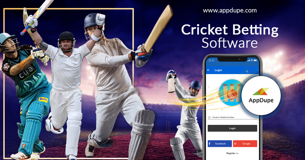 Entertain and Earn with a Cricket Betting Software