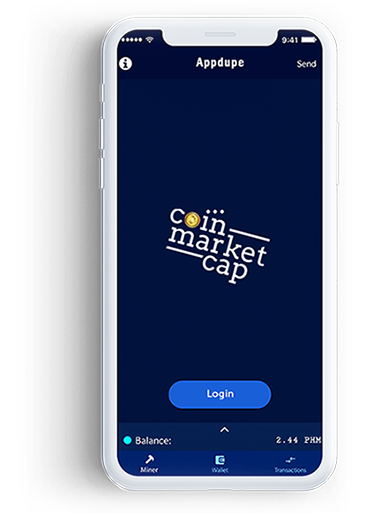 Coinmarketcap Like Website Development