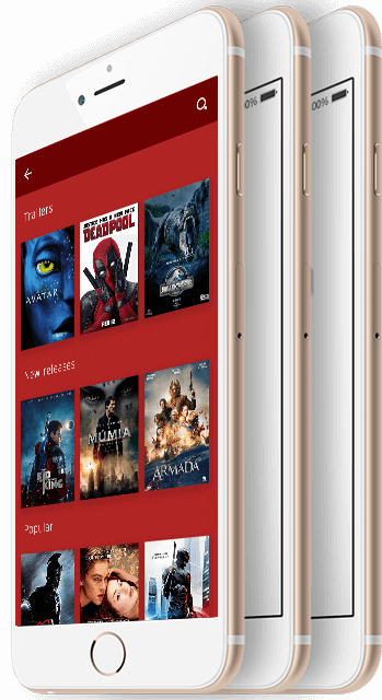 Video Streaming App Clone