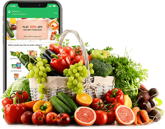 Grocery Delivery App Development Solution