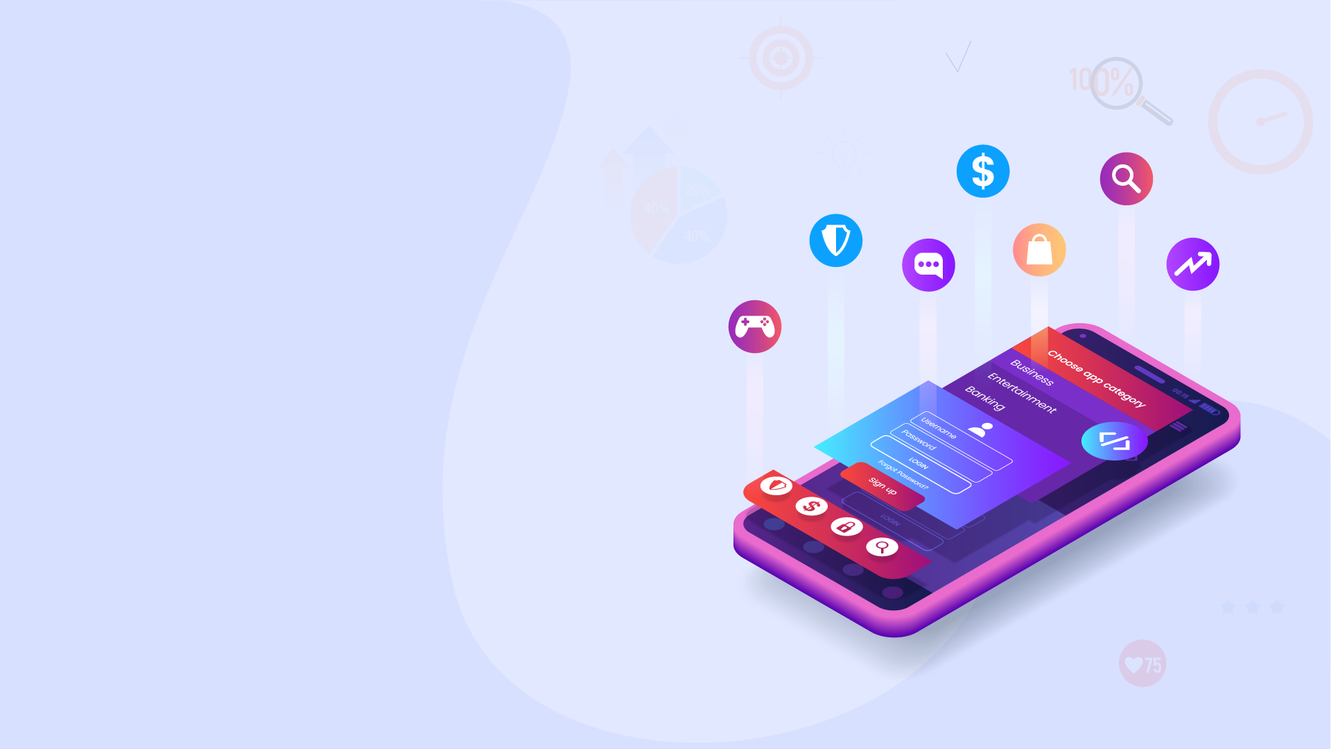 Launch a successful app with our experienced team