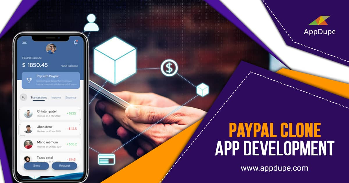 Dominate the payment apps business segment with PayPal clone app