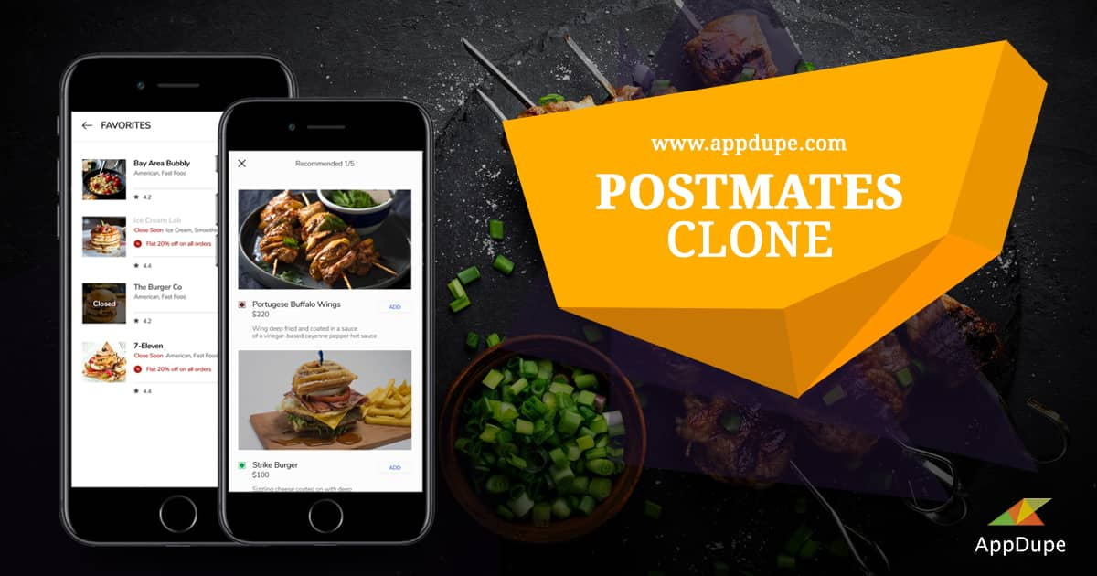 Benefits Of Launching A Postmates Clone App