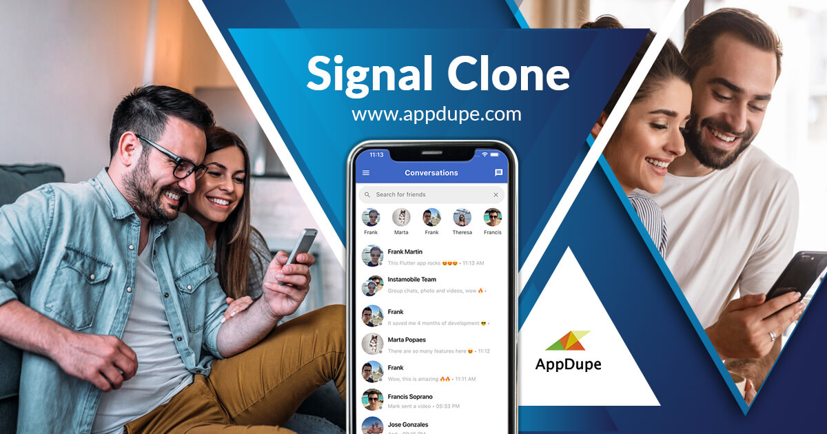 Ins and outs of Signal clone app development