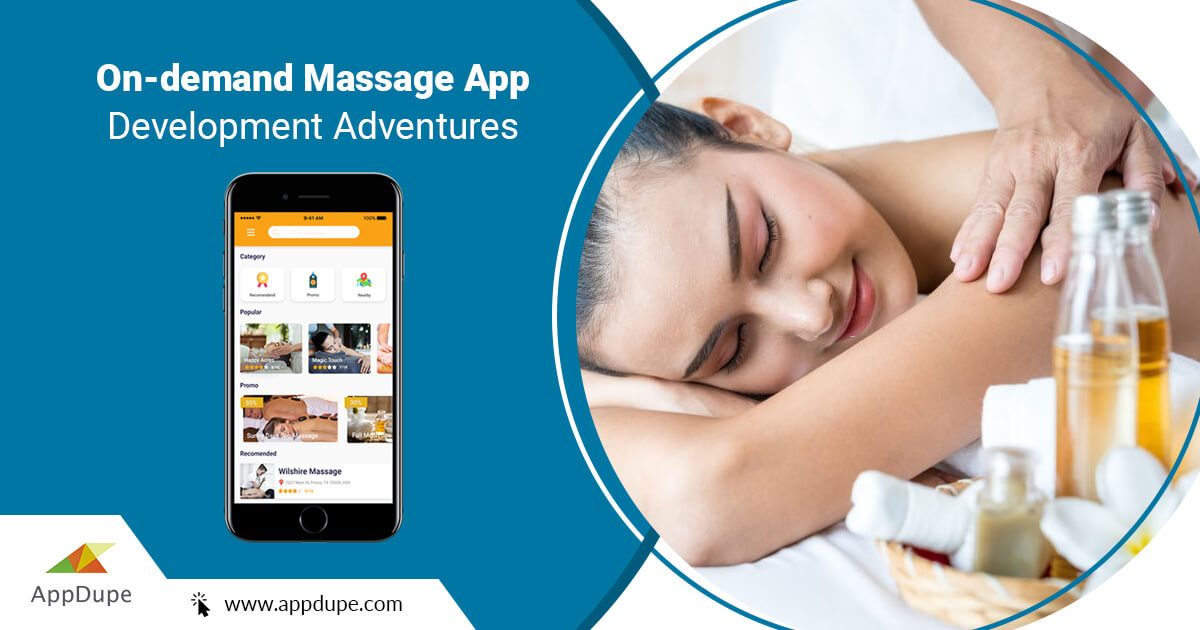 Know how much expenditure to incur for creating an Uber for Massage app