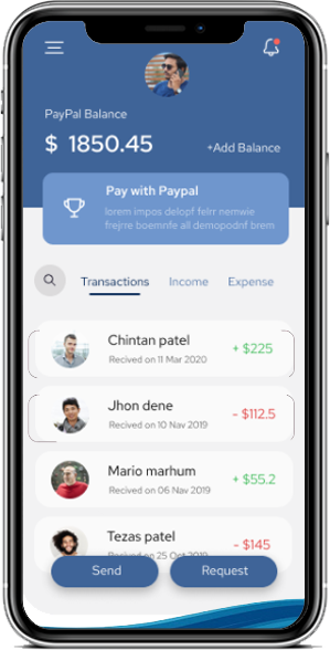 Paypal Clone: Launch an digital wallet app with best features