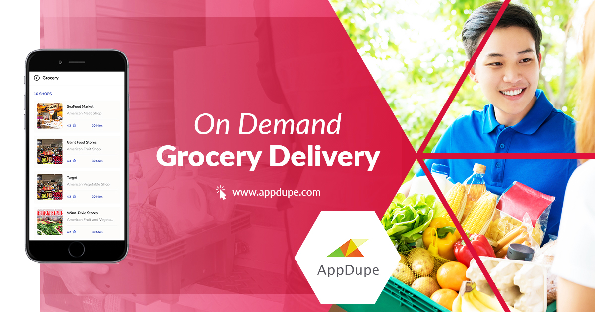 Launch A Top-Notch Grocery Delivery App Like Instacart