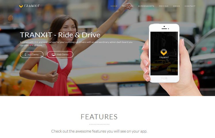 on demand taxi app development company