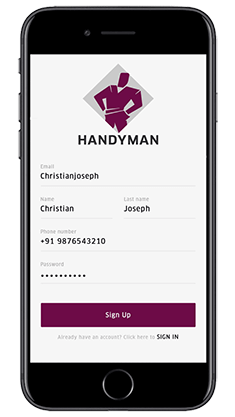 uber for handymanscript