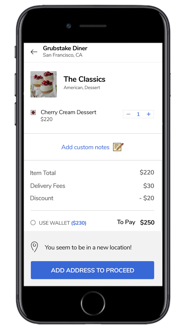 On Demand Delivery App Like Postmates | Postmates clone App