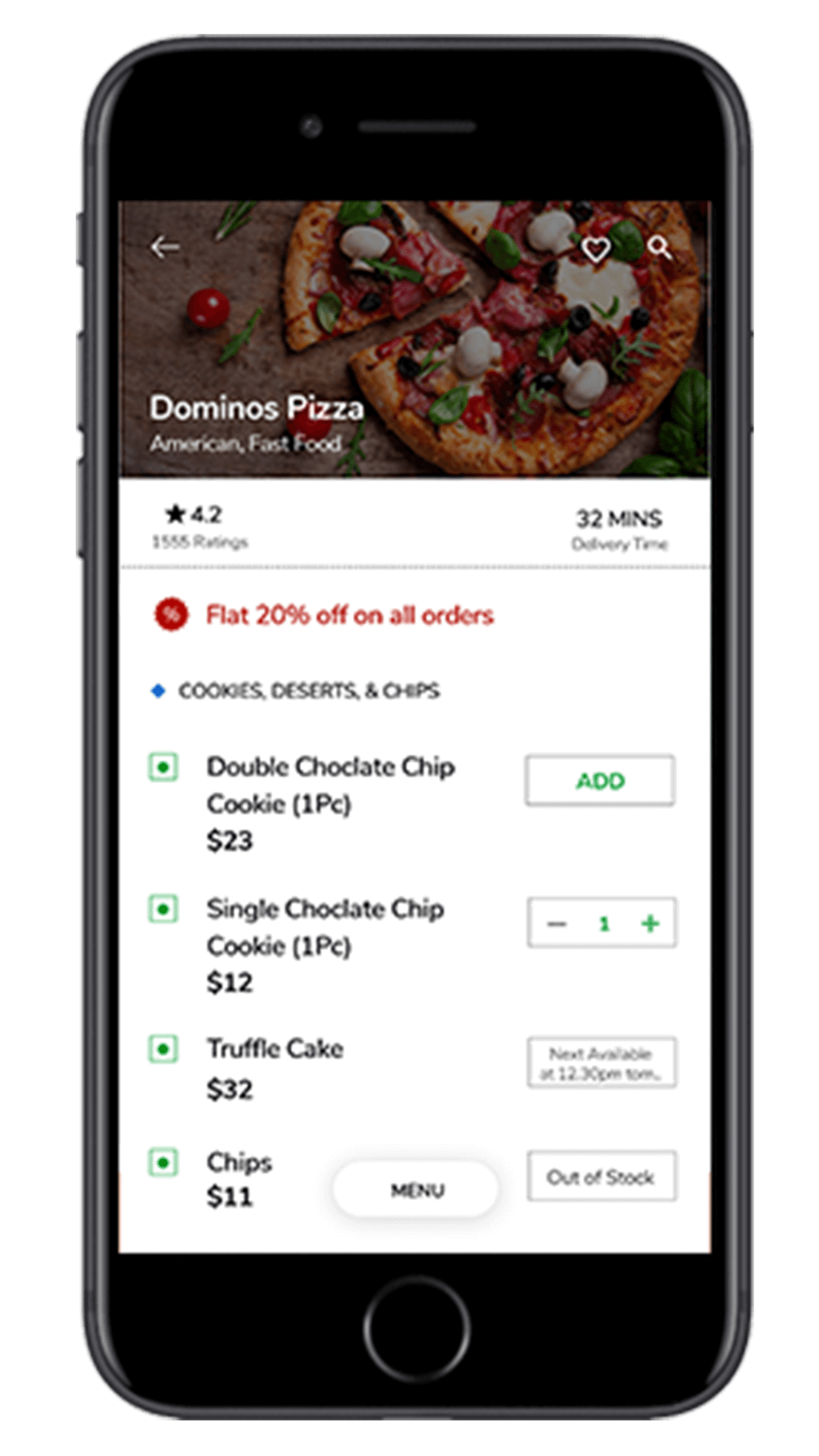 UberEATS Clone | UberEATS Clone Script | UberEATS like App | AppDupe